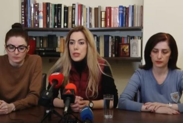 Пресс-конференция подвергнутых приводу участниц движения «ВЕТО» (видео)