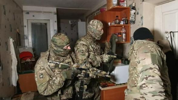 В Симферополе предотвратили теракт в учебном заведении (видео)
