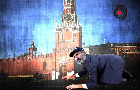«Бархатный» революционер под стенами Кремля – 7orTV