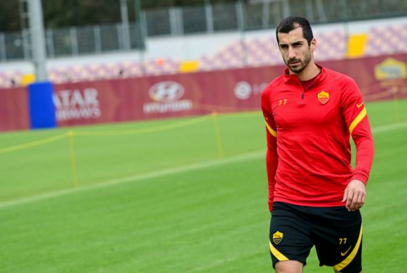 Мхитарян готов сыграть в матче против «Болоньи»