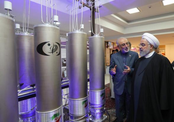 В Иране введены в строй новые центрифуги для обогащения урана