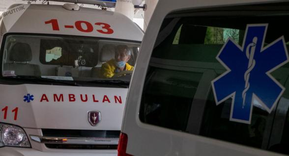 Սիսիանում գազալցակայանում կրակ է բռնկվել. տնօրենը, լիցքավորողն ու 2 քաղաքացի այրվածքներով տեղափոխվել են հիվանդանոց