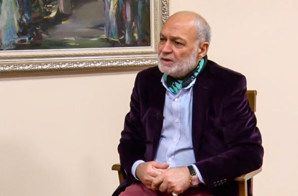 Ռուսաստանաբնակ քաղաքագետ Անդրանիկ Միհրանյանի ասուլիս (տեսանյութ)