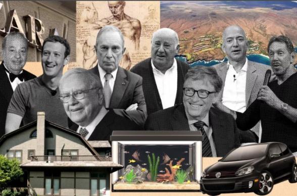 Состояние богатейших людей в мире за год увеличилось на $5 трлн – генсек ООН