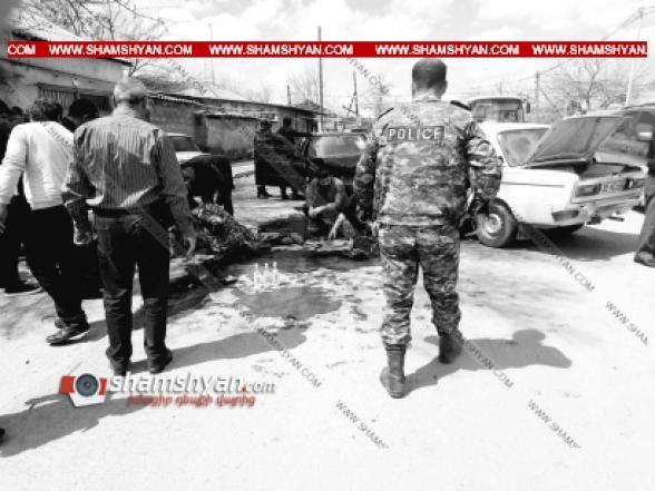 Արտաշատում ճակատ-ճակատի բախվել են Volkswagen-ն ու «06»-ը, բժիշկները պայքարում են ոստիկանության 4 վիրավոր ծառայողների կյանքի համար