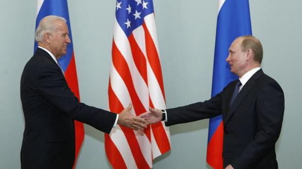 США предложили провести встречу Путина и Байдена в европейской стране