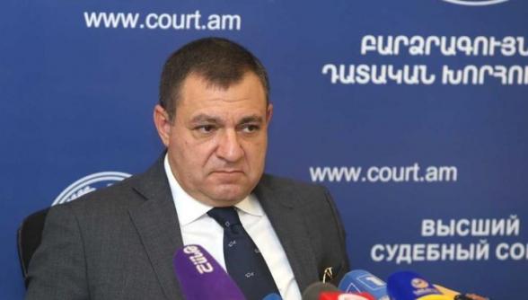 Ռուբեն Վարդազարյանի նկատմամբ քրեական գործ է հարուցվել. ԲԴԽ-ից համաձայնություն չեն ստացել, բայց գրություն են ուղարկել