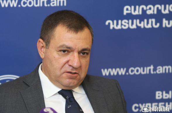 Ռուբեն Վարդազարյանի դեմ հաղորդում է ներկայացրել Անդրանիկ Սիմոնյանը, դա է եղել ԱԱԾ տնօրենի տեղակալ նշանակվելու գինը