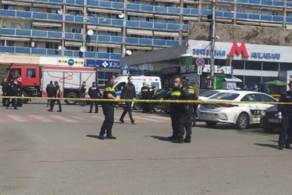 Թբիլիսիում պատանդներ են վերցրել Վրաստանի բանկի մասնաճյուղում