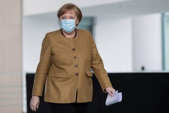 Меркель привилась от коронавируса вакциной «Astra Zeneca»