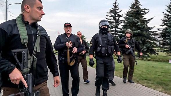 ФСБ объявила о срыве военного переворота в Минске (видео)
