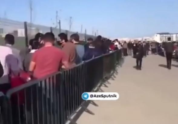 Բաքվի «Հաղթանակի պուրակի» հերթն է, իսկ Հայաստանի իշխանությունը խոսում է թուրքերի ու ադրբեջանցիների հետ բարեկամությունից (տեսանյութ)