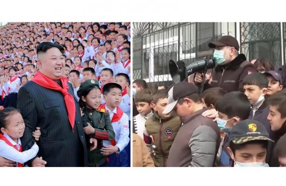 Паш Инь Ян: ставшая Пхеньяном моя Армения (видео)