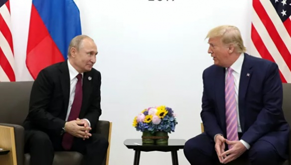 Трамп рассказал об отношениях с Путиным