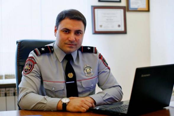 Начальник полиции Сюникского марза, его заместитель и глава полиции Гориса освобождены от занимаемых должностей