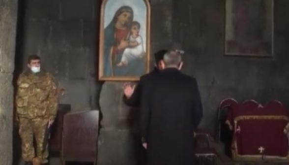 Пашинян тайно посетит Сюник – «168.am»