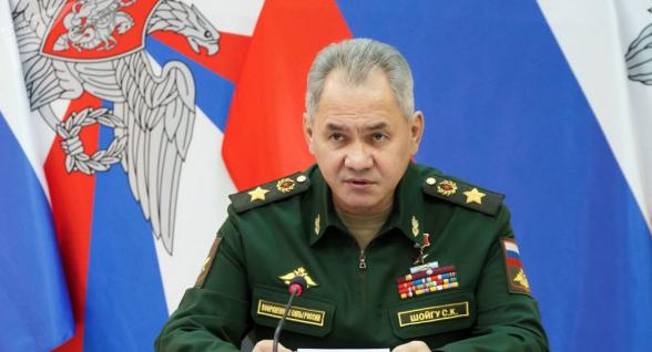 Ռուսաստանի արևմտյան սահմաններին իրավիճակը լարված է. Շոյգու