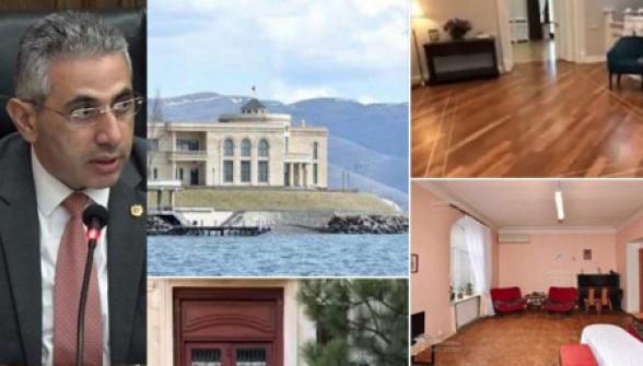 Пашинян и члены его семьи должны переехать из правительственных дач в Ереване и на Севане в свою квартиру – Эдгар Казарян
