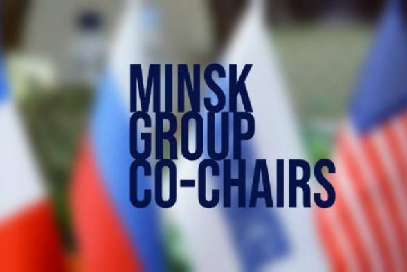 Сопредседатели МГ ОБСЕ призвали освободить всех пленных и возобновить диалог по Карабаху
