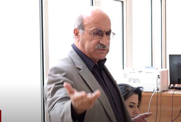 Բաբաջանյանի փաստաբանի ներկայացրածը դեմագոգիա է, գործի հետ որևէ աղերս չունի. Խոսրով Հարությունյան (տեսանյութ)