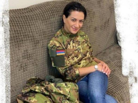 СК Армении начал расследование в связи с пребыванием Анны Акопян в командном пункте в дни войны