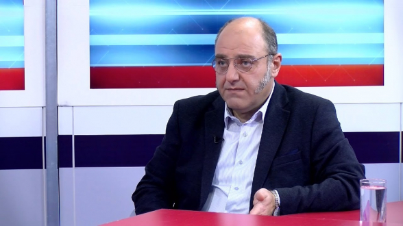 Пресс-конференция политического психолога Мигрдата Мадатяна (видео)