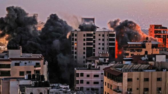 Лапшин: «Война между Израилем и «Хамас» – это полностью управляемый и заранее спланированный конфликт»