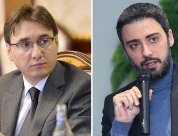 Центральным штабом блока «Армения» будет руководить Армен Геворгян
