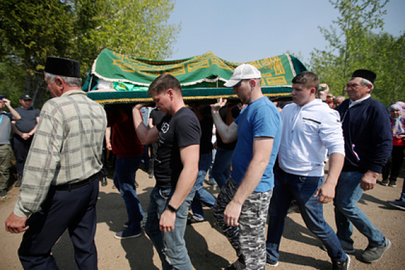 Стал известен диагноз устроившего стрельбу в казанской школе