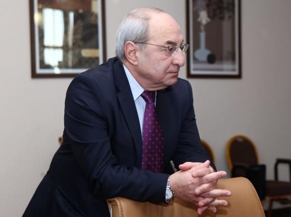 До дня выборов при действующей власти Армения можем потерять новые территории – Вазген Манукян