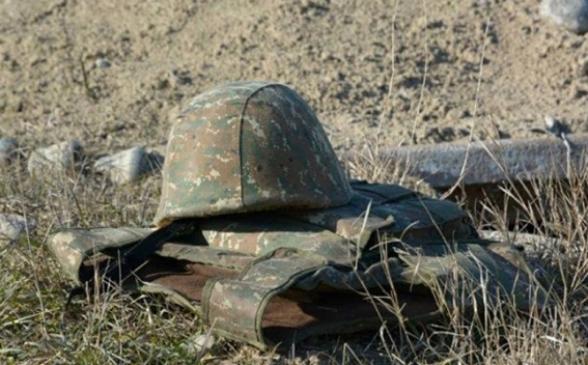 Հայտնաբերվել է ժամկետային զինծառայող դին՝ կախված վիճակում