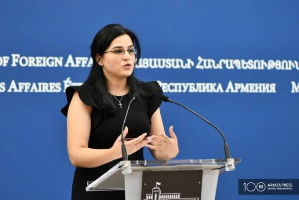 ՀՀ-ն հուսով է, որ Ադրբեջանը կանսա ՀՀ տարածքից զինուժը դուրս բերելու միջազգային կոչերին և չի գնա իրադրության հետագա լարման