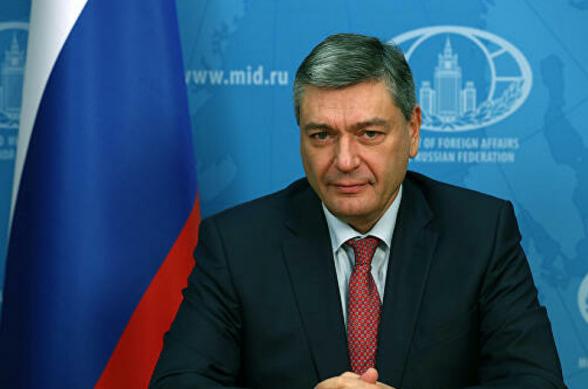 Россия планирует отправить наблюдателей на выборы в парламент Армении