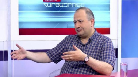Если потеряем Сюник, потеряем государственность – Рубен Мелконян (видео)