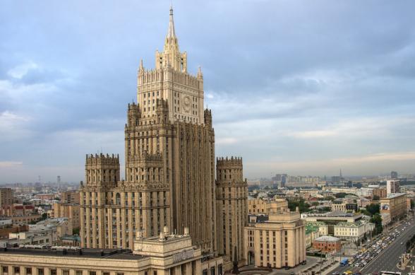 Москва видит решение конфликта в запуске процесса делимитации армяно-азербайджанской границы с ее последующей демаркацией – МИД