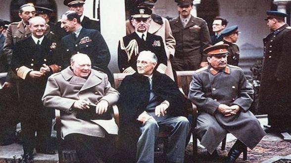 Հայկական կոնյակի շնորհիվ է ապահովվել Յալթայի կոնֆերանսի դրական արդյունքը
