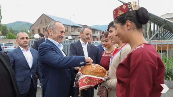 «Հայաստան» դաշինքի հանդիպումը Ապարանի մշակույթի տանը (տեսանյութ, լուսանկար)