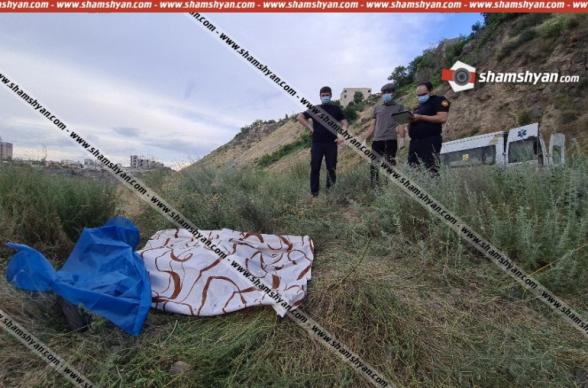 Դավթաշենի կամրջի տակ հայտնաբերվել է միջին տարիքի տղամարդու կիսաքայքայված դի
