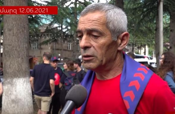 Во имя спасения Армении нужно сплотиться и голосовать за блок «Армения» – опрос (видео)