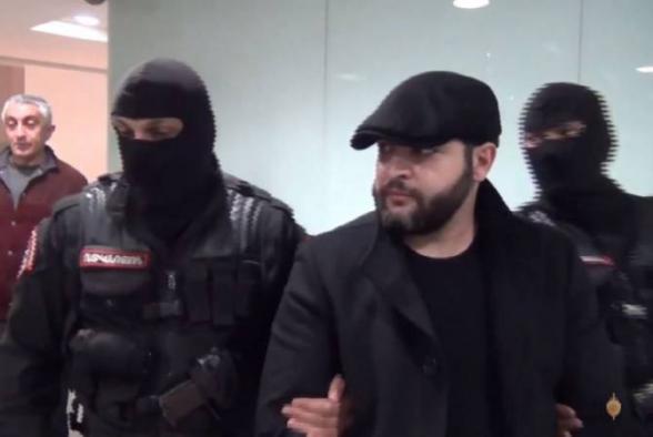 Суд приговорил племянника Сержа Саргсяна к 5,5 годам лишения свободы