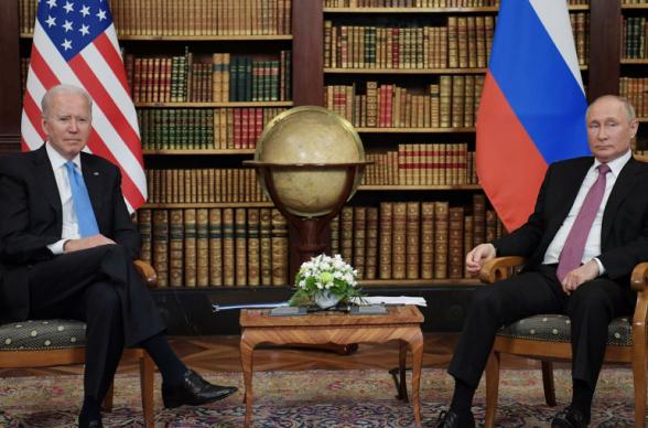 В Женеве закончились переговоры Путина и Байдена в узком составе