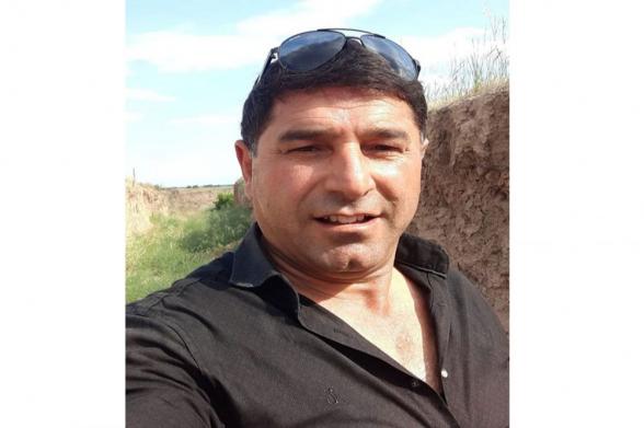 Азербайджанец подорвался на мине в Акне (Агдаме)
