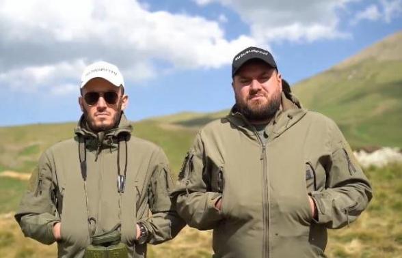 «Ազատագրում» շարժումը սատարում է «Հայաստան» դաշինքին (տեսանյութ)