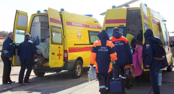 9 человек погибли при жесткой посадке самолета в Кемеровской области