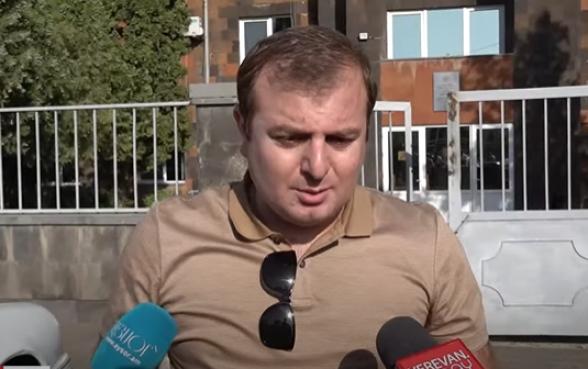 Разбирательство по делу о задержании Чарчяна завершилось, решение суда будет опубликовано в 20:00 – адвокат (видео)