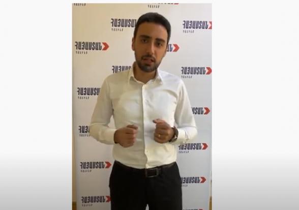 Уходящее правительство и СНБ начали очередную операцию против блока «Армения» – Арам Вардеванян (видео)