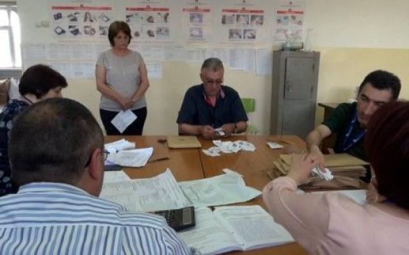 На одном из ИУ раскрыт случай кражи 90 голосов блока «Армения»