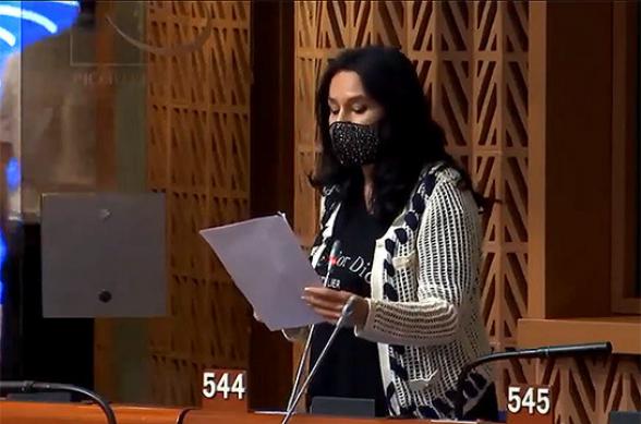 Азербайджан взрастил целое поколение на ненависти к армянам – Наира Зограбян (видео)
