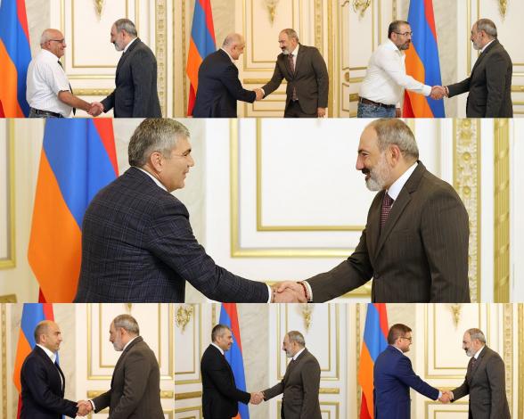 Что предложил Пашинян недавним соперникам на выборах – «Грапарак»