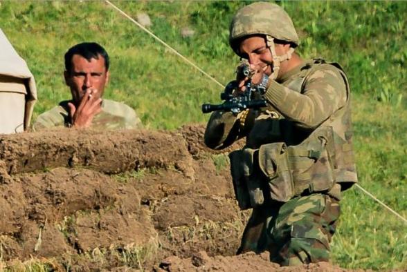 Азербайджанские солдаты угрожали расправой испанским журналистам в Гегаркунике
